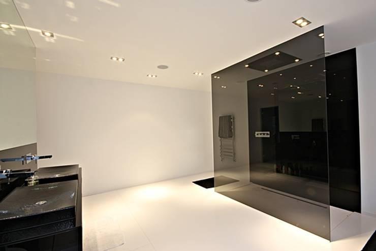 Lighting:  Bathroom by Inspire Audio Visual