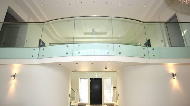 Lighting and Lighting Control:  Corridor, hallway & stairs by Inspire Audio Visual