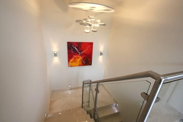 Lighting and Lighting Control:  Corridor & hallway by Inspire Audio Visual