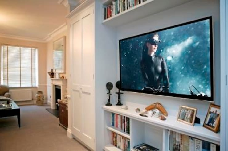 Home Media:  Living room by Inspire Audio Visual