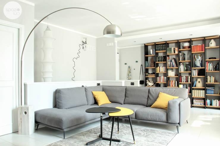 Living room by Spazio 14 10 di Stella Passerini