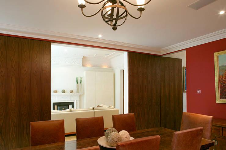 Belsize Park: modern Dining room by Hélène Dabrowski Interiors