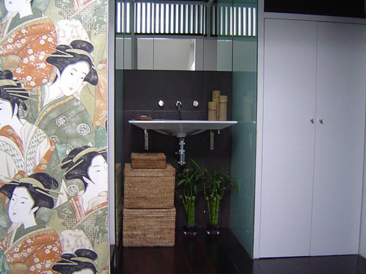 asia now: Casas de estilo asiático de nikohl cadeau interiors