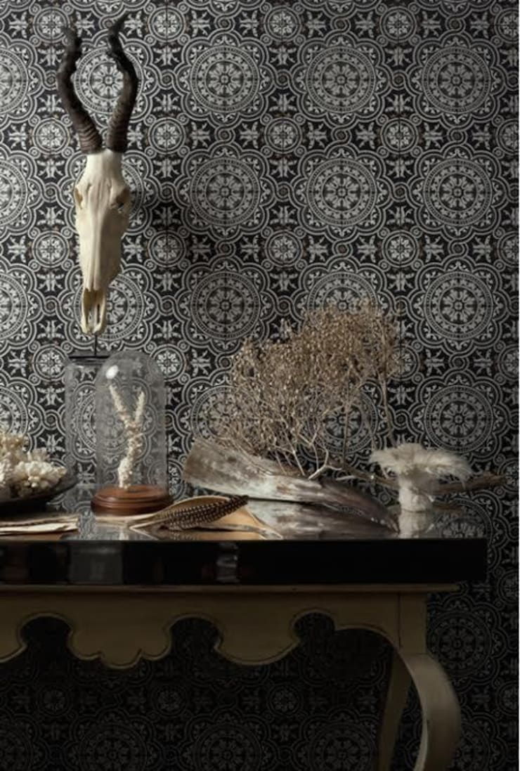 Piccadilly Wallpaper by Cole & Son:  Walls & flooring by Fabrics & Papers