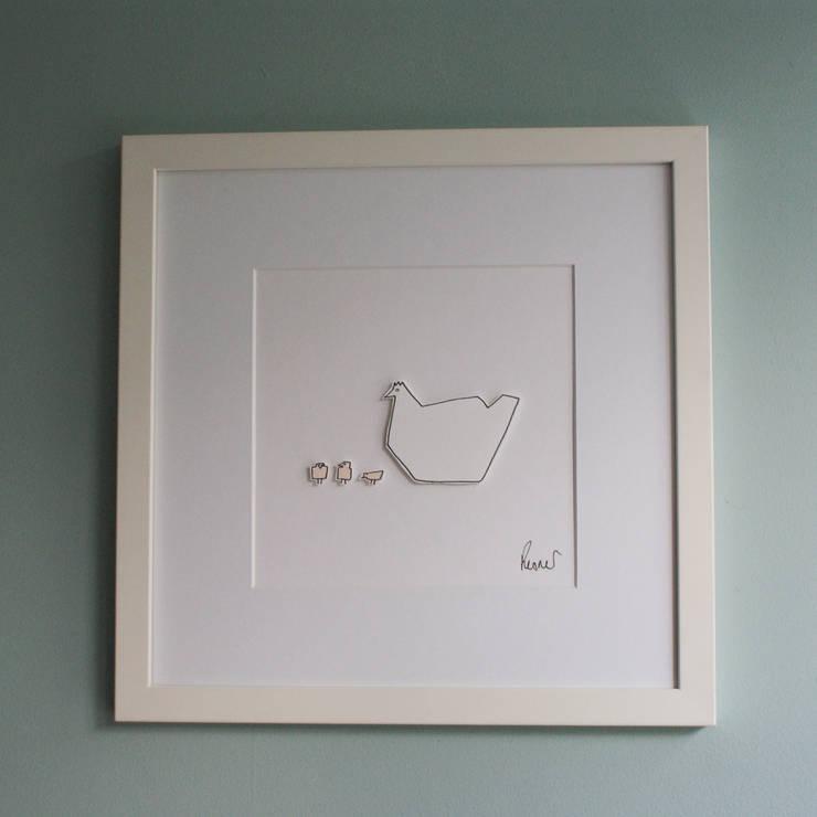 Hen:   by Decorum