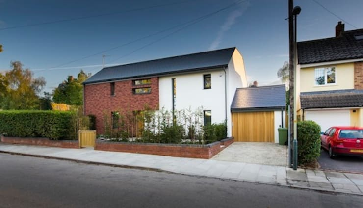 Cheltenham Passivhaus:  Houses by Seymour-Smith Architects