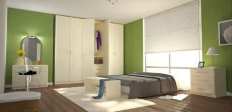 Schlafzimmermöbel nach Maß: moderne Schlafzimmer von deinSchrank.de GmbH