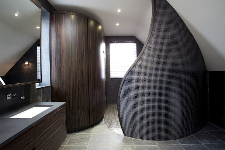 Chiswick W4: Perfect Bathroom Oasis:  Bathroom by Increation
