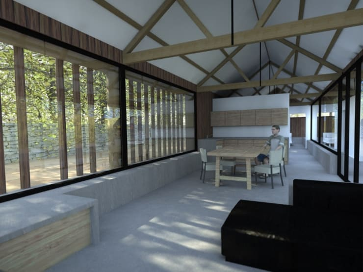 Buckland Barn:  Houses by Seymour-Smith Architects