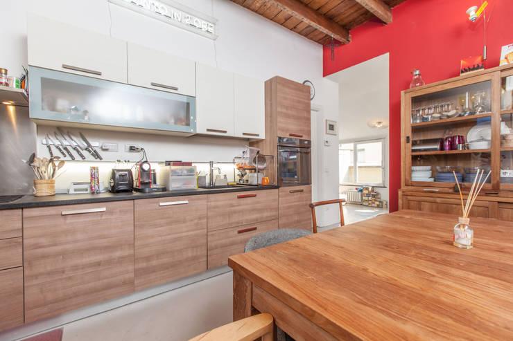 Cocinas de estilo  de studio matteo fieni