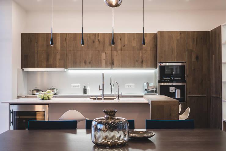 Projekty,  Kuchnia zaprojektowane przez Kristina Petraitis Design House