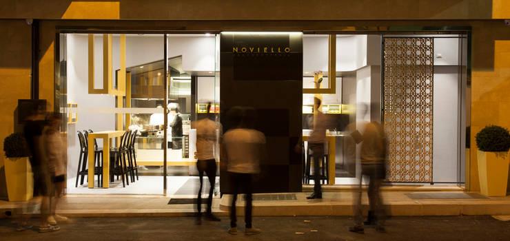 Panzerotteria NOVIELLO:  in stile  di Pasquale Gentile Architetto, Moderno