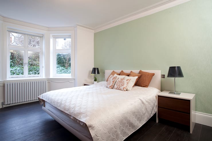 Kensington SW7: Escape in Hyde Park: classic Houses by Increation