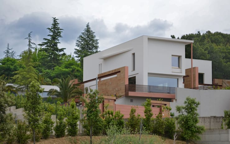 Houses by G. Giusto - A. Maggini - D. Pagnano