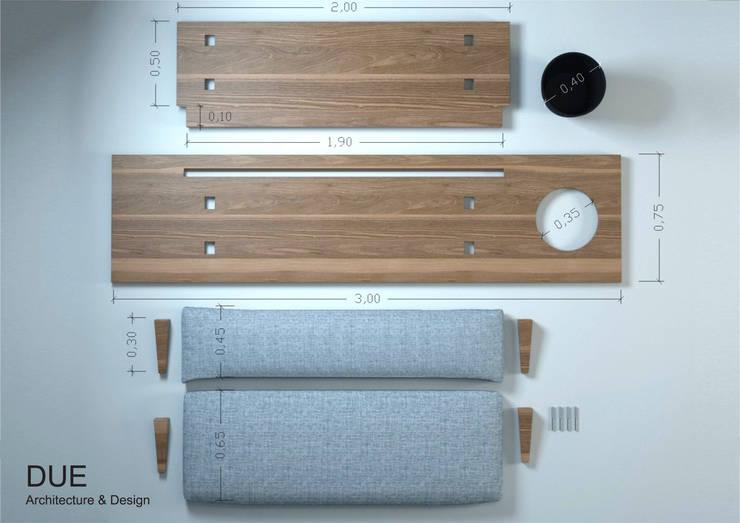 в . Автор – DUE Architecture & Design, Скандинавский