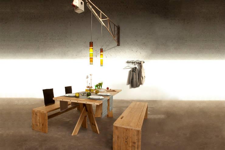 Dining room by reditum  //  Möbel mit Vorleben