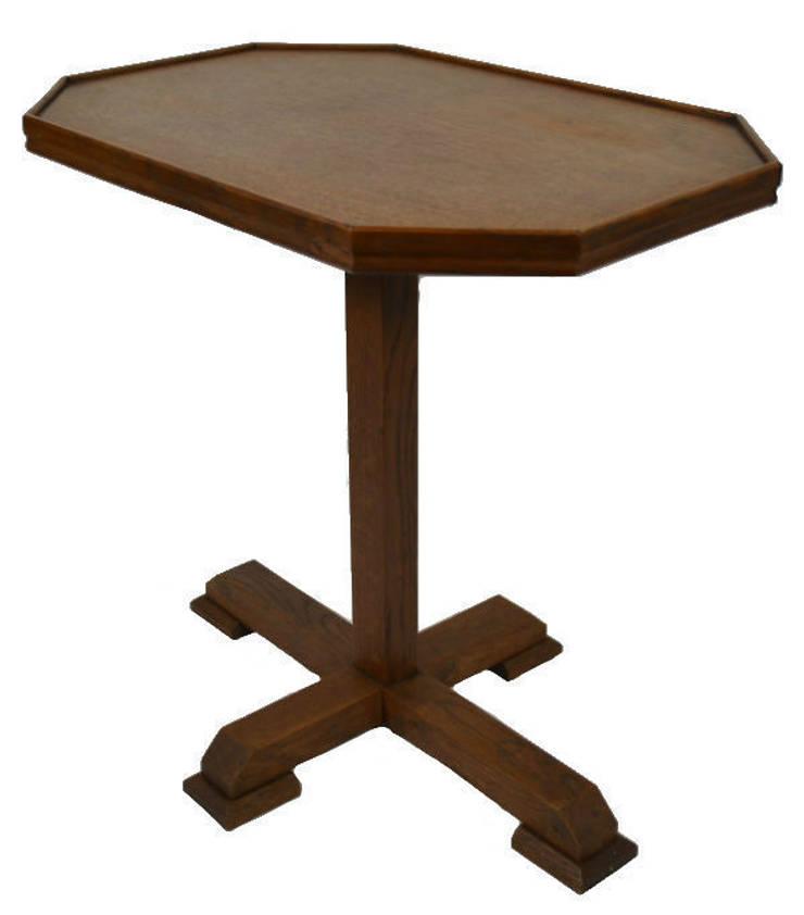 Decorative - Furnishings - Tables:  Living room by Lavish Shoestring