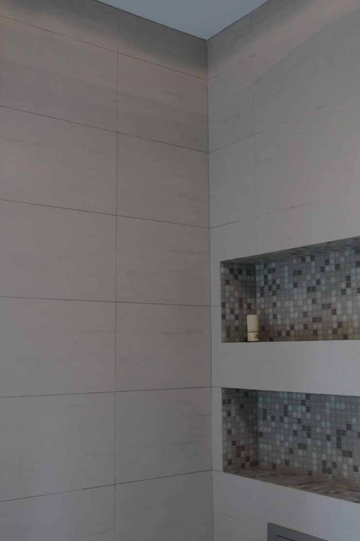 Bathroom by Alex Cesaretti Architecture, Modern