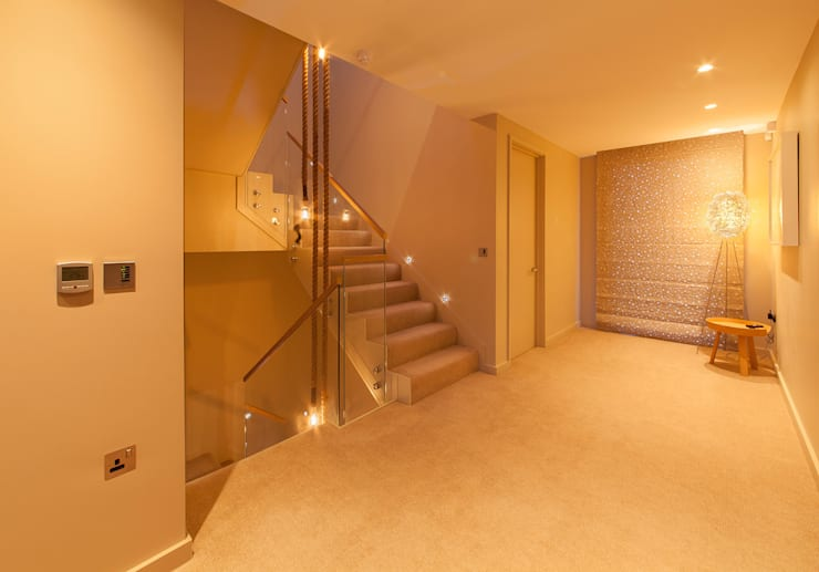 Lakes By Yoo 2:  Corridor & hallway by Future Light Design