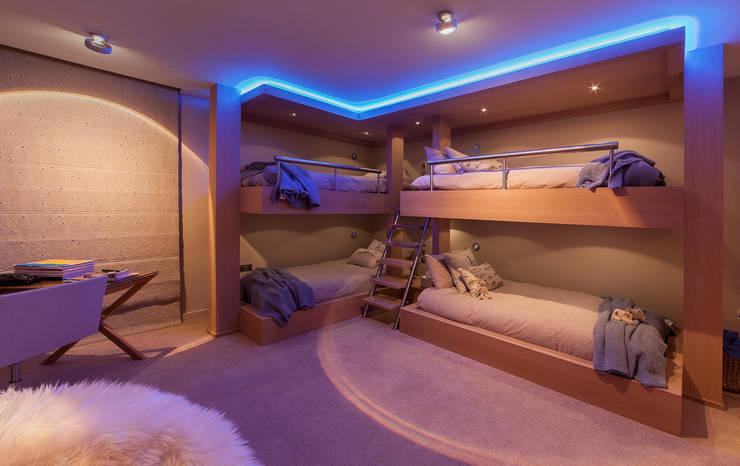 Nursery/kid's room by Future Light Design