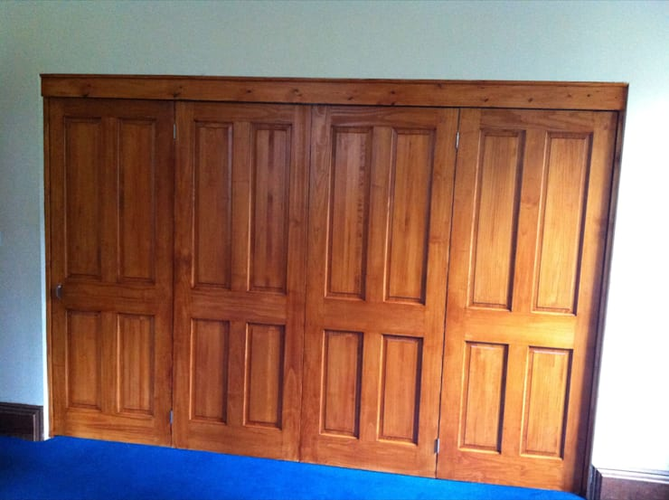 Timber Doors:   by Southside Glazing & Joinery