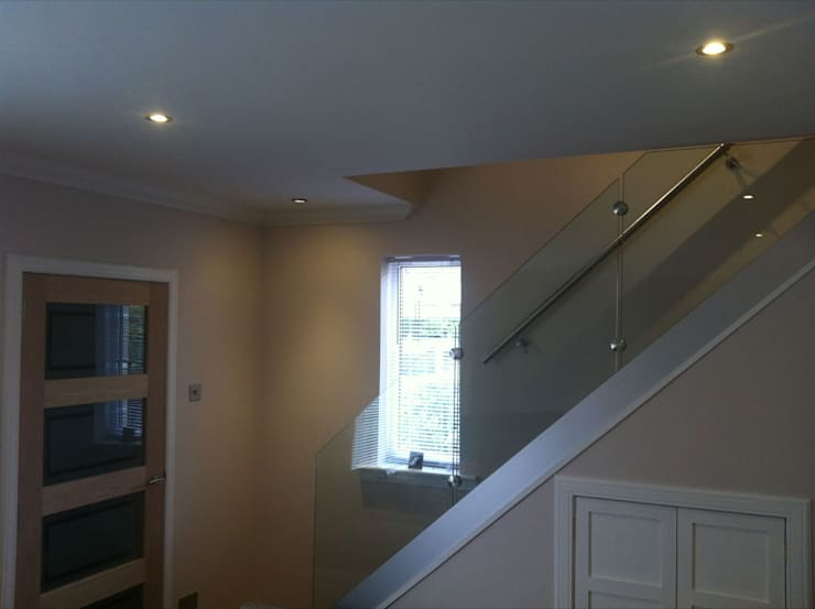 Full Refurbishment:   by Southside Glazing & Joinery
