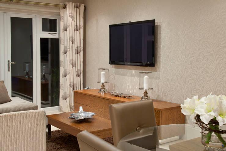 Design in Oxshott:  Houses by Designer Touches Ltd