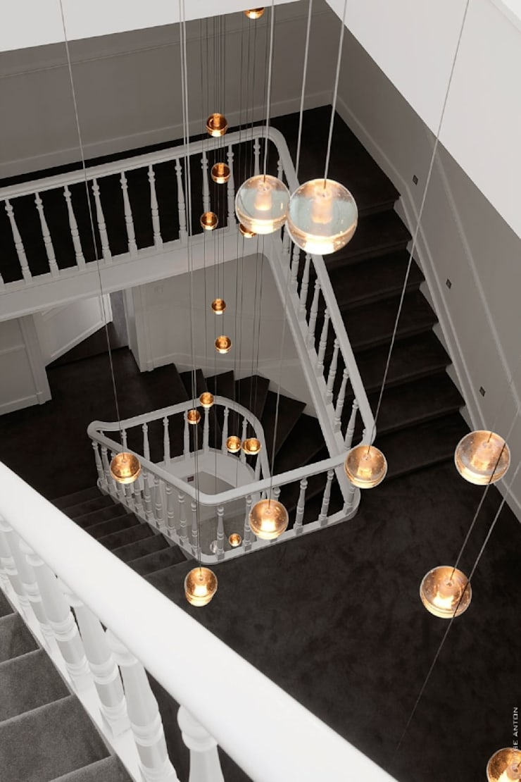 Bocci Products:  Corridor, hallway & stairs by Future Light Design
