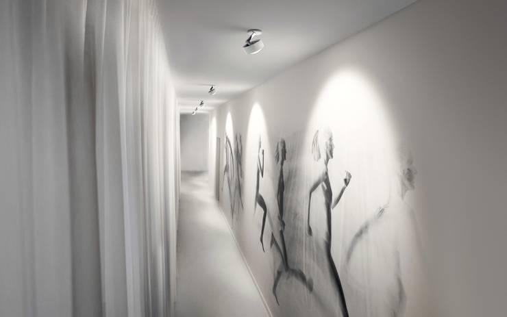 Occhio:  Living room by Future Light Design