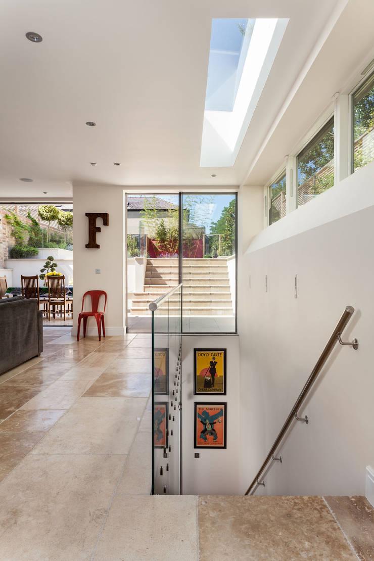 Trinity Hall:  Living room by Riach Architects