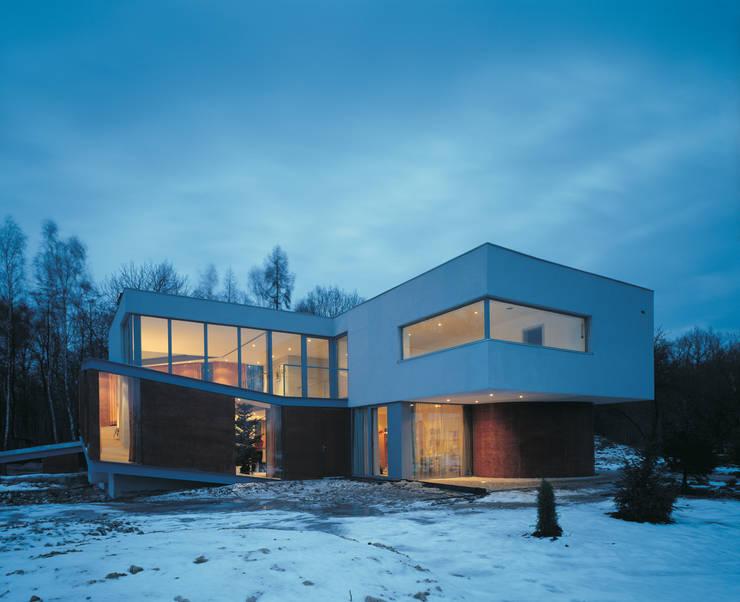 Casas de estilo  por KWK Promes