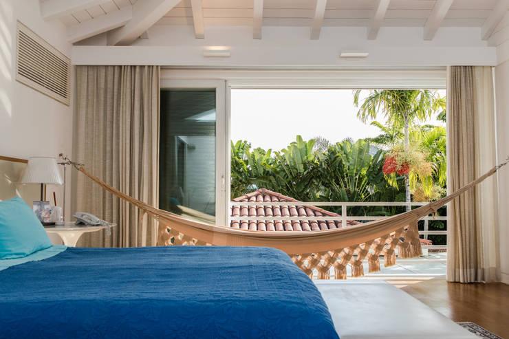 Amazing House in Barra - R10 (Ronaldinho):  Schlafzimmer von Airbnb Germany GmbH
