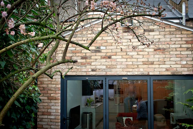 Rear Extension, Barnet: modern Kitchen by RS Architects