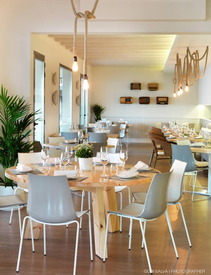 Gastronomie von margarotger interiorisme, Mediterran