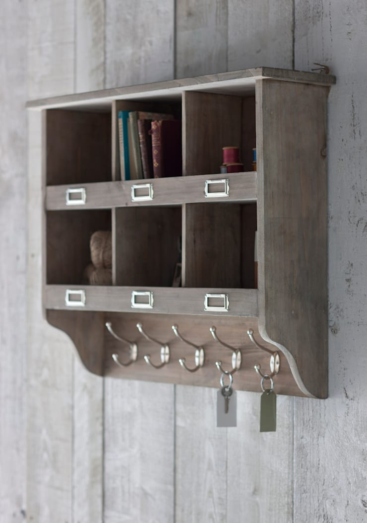 Wooden Wall Unit:   by Loop the Loop