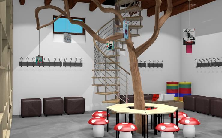 Bibliothèque: Ecoles de style  par 1001 idées