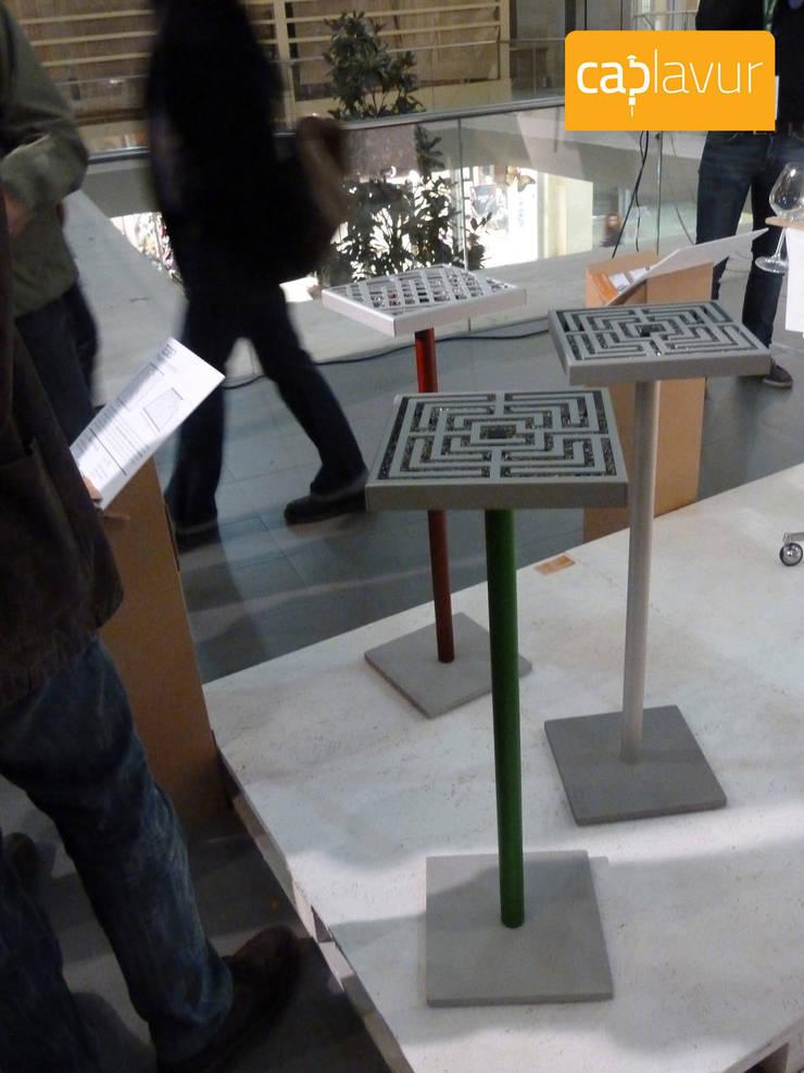 Presso Paratissima Design 2011: Giardino in stile  di Marco Braccini Architetto,