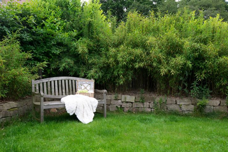 สวน โดย Luna Homestaging,