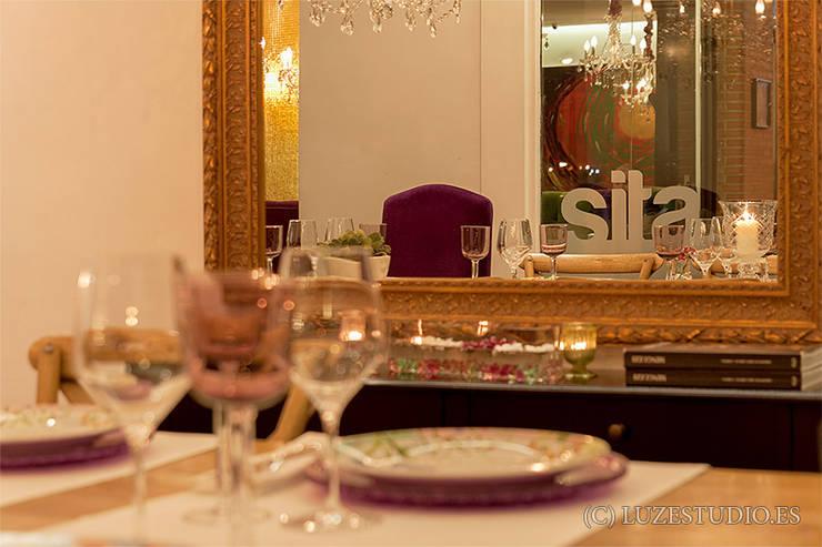Fotografía Restaurante Sita:  de estilo  de Luzestudio Fotografía