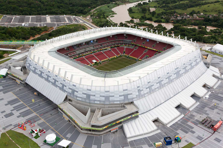 Stadiums by Fernandes