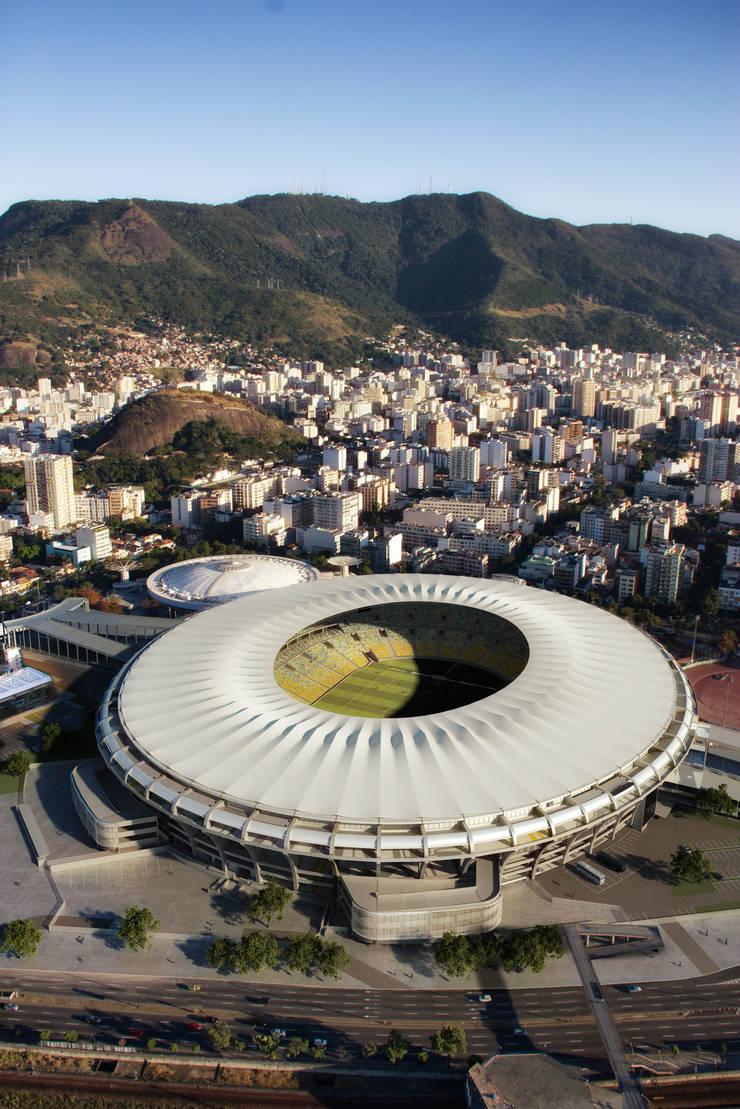 Arena Maracanã: Estádios  por Fernandes,