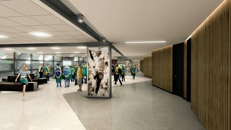 Arena Pernambuco : Estádios  por Fernandes