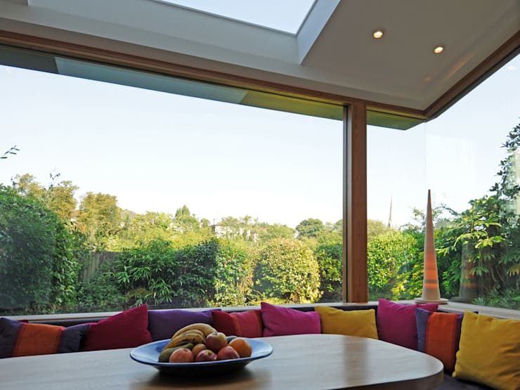 Primrose Hill, House Extension:   by Jeff Kahane + Associates