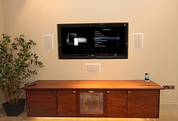 Home Automation:  Bathroom by Inspire Audio Visual