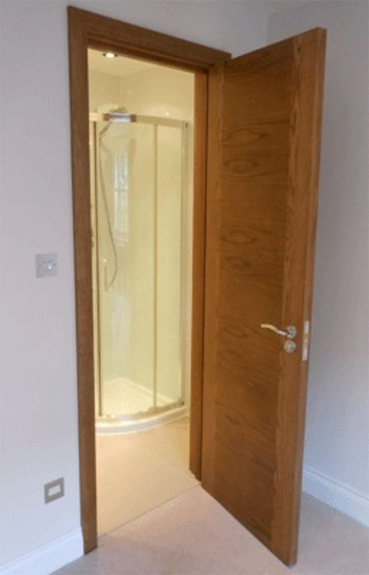 Valetta Bespoke Internal Door:  Windows & doors  by Modern Doors Ltd