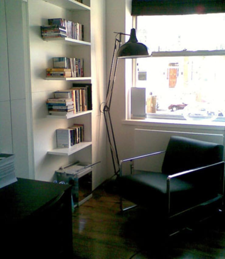 PROJECT - London's Kensington:  Study/office by Anna Hansson Design