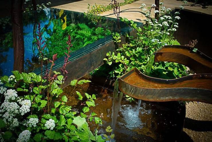 Коммерческие помещения в . Автор – Cool Gardens Landscaping