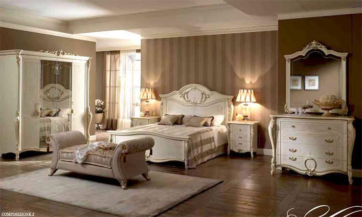 Schlafzimmer Tiziano:   von SPELS-MÖBEL UG,Klassisch Holzspanplatte
