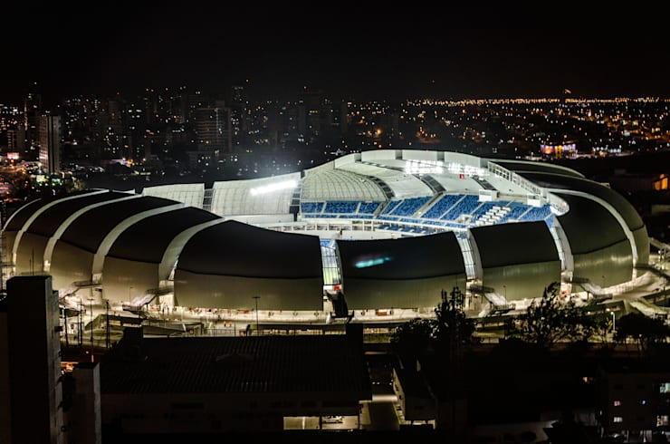 World Cup 2014 Arena das Dunas:  Stadiums by Populous