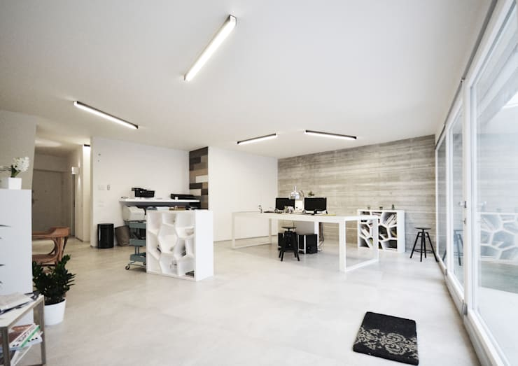 Study/office by fds|officina di architettura